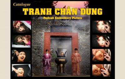 VI. TRANH CHÂN DUNG